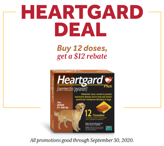 Heartgard Deal