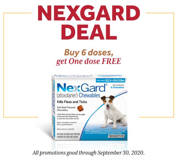 Nexgard Deal